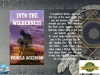 """""""Into the Wilderness"""" (The Wilderness Series, Book #2) by Pamela Ackerson – #Romance, #Westerns, # ScienceFiction, #Fantasy, #TimeTravel"""