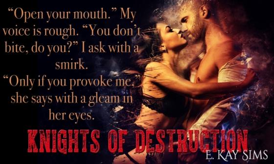 E Kay knights of destruction 1