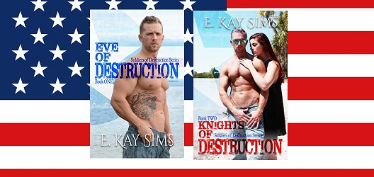 E Kay soldiers of destruction 5-14-18