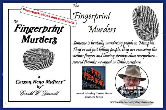 Ger fingerpring murders