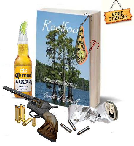 Ger reelfoot with beer