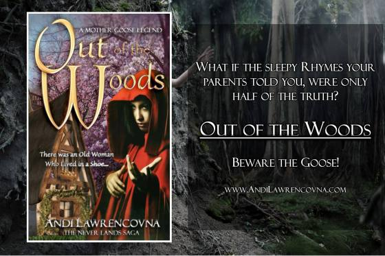 andi out of the woods 3