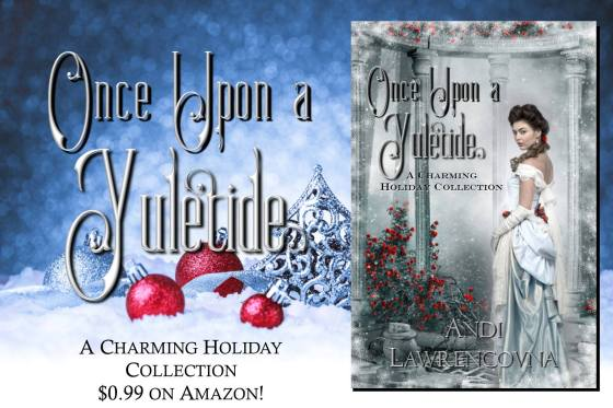 Andi once upon a yuletide Christmas 1