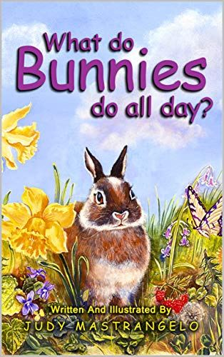 Judy what do bunnies do all day