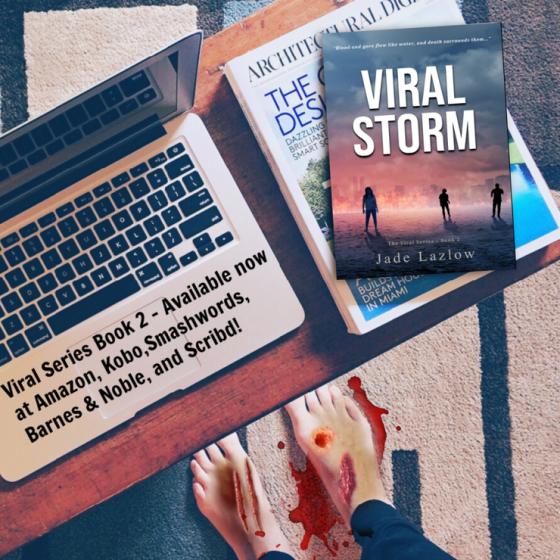 Jade viral storm