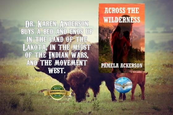 Pam across the wilderness 4-30-18
