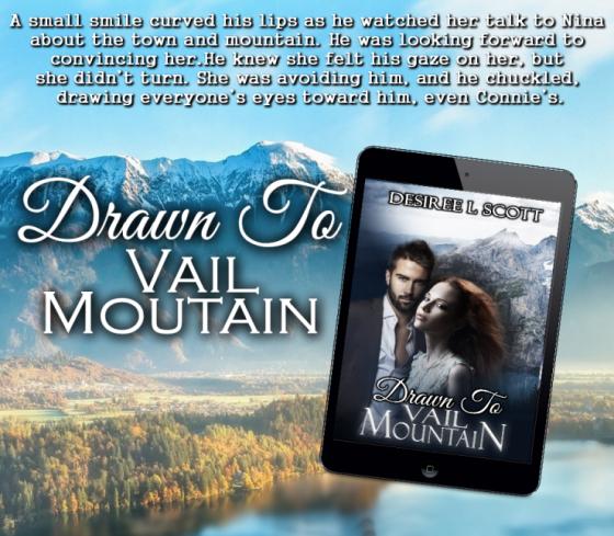 Desiree drawn to vail mountain teaser 1