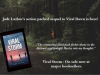"""""""I would recommend this series to anyone who loves a good zombie book."""" – Viral Storm: A Dystopian Zombie Apocalypse Thriller (Viral Series Book 2) by JadeLazlow"""