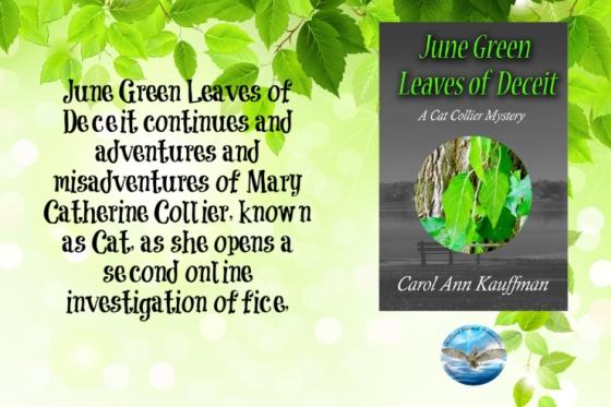 Carol june green leaves