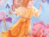 """""""Beautiful art cards featuring fairies, angels, and more with inspirational booklet"""" –  Inspirational Card Deck entitled JOYFUL INSPIRATIONS by Judy Mastrangelo and FrancesMunro"""