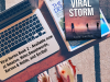 """""""Plenty of zombie action"""" – Viral Storm: A Dystopian Zombie Apocalypse Thriller (Viral Series Book 2) by JadeLazlow"""